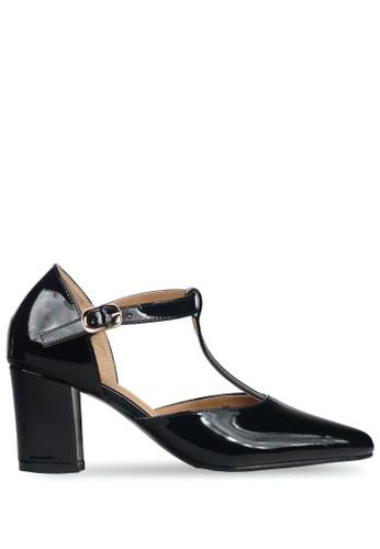 CLAYMORE black Claymore sepatu high heels ED 012 Black 8E911SH118051BGS_1