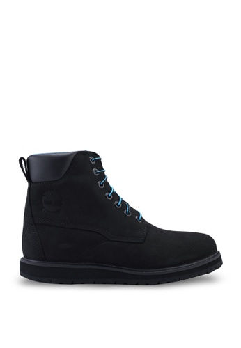 Timberland black Richmond Ridge 6 Inch Waterproof Boots 96FEESH3C2153DGS_1
