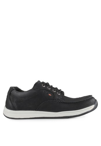 Watchout! Shoes black Casual Semi Moccassin WA021SH0V7XLID_1