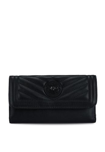 GUESS black Noelle Multi Clutch Wallet D9C2CAC8095A8BGS_1
