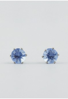 Lucky Birthstone Earrings- December