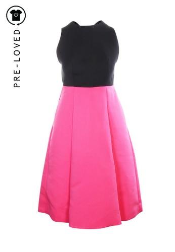 Kate Spade pink Pre-Loved kate spade Open Back Flare Dress 260F0AA1F70716GS_1