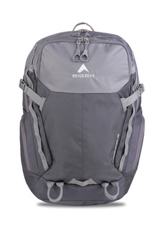 Eiger grey Workbuster 1.0 Laptop Backpack 28L - Grey A35F3AC1E7A295GS_1