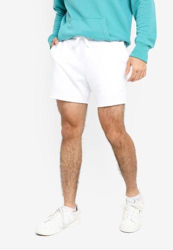 Hollister white Chain Shorts 11A8DAA0ED0967GS_1