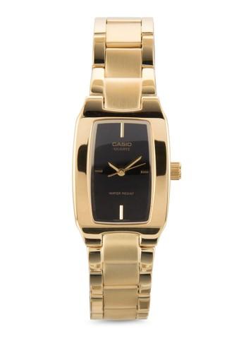 LTP-1165N-1CRDF 不銹鋼女性鍊錶, 錶類, 飾品esprit outlet 桃園配件