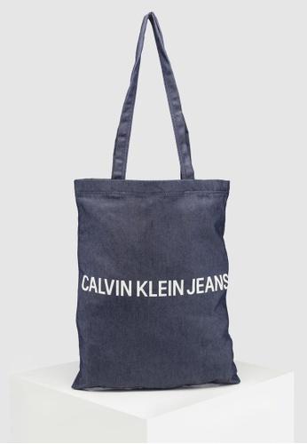 9ec1a529e76 Buy Calvin Klein Tote - Calvin Klein Accessories Online on ZALORA ...