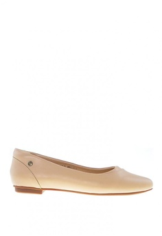 7234d5f8cc6 Hush Puppies beige Claire Slip On W F0771SHECB2B58GS 1