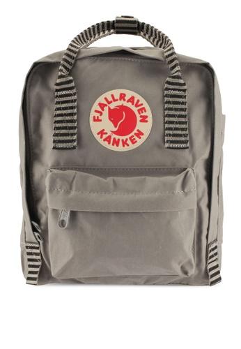 Fjallraven Kanken grey Kanken Mini Backpack FJ382AC0SX8TMY_1