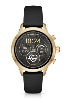 beb1aeb73ab3 MICHAEL KORS black Runway Touchscreen Smartwatch MKT5053 1252DACDC59A16GS 1