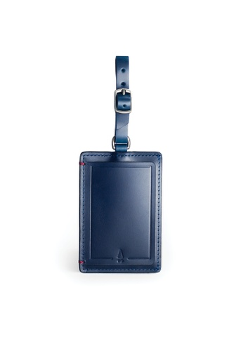 Gnome and Bow blue Gulliver Luggage Tag 0B8C7ACAA99B6EGS_1