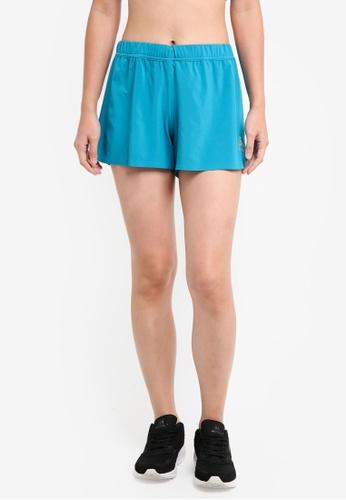 Odlo blue Zeroweight X-Light Shorts AE581AA546ECEFGS_1