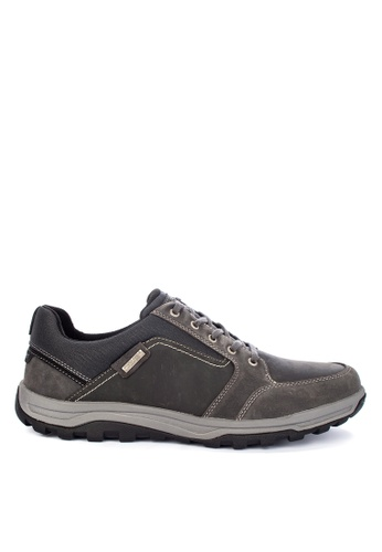 Rockport grey Harlee Lace To Toe Outdoor Shoes CC753SHD509664GS_1