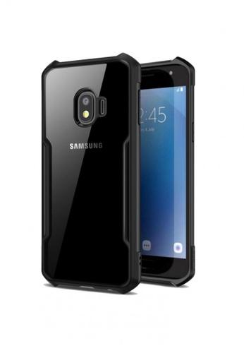 MobileHub black XUNDD Urban Armor Gear Case for Samsung Galaxy J2 Pro (2018) 0F398AC4BD1D83GS_1