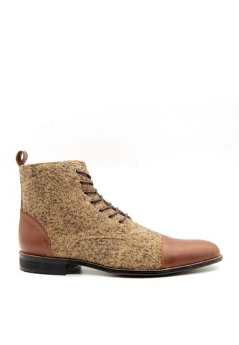 Ftale Footwear brown Ftale - Fabrizio Brown D4B99SH092FAA4GS_1
