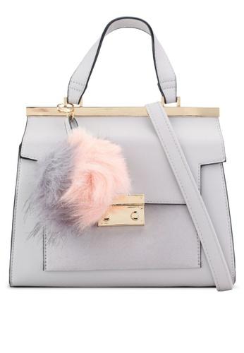 Call It Spring grey Palazzago Bag CA512AC0RLJ5MY_1