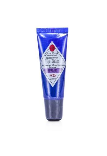Jack Black JACK BLACK - 紅茶&黑莓護唇膏SPF25 Intense Therapy Lip Balm SPF 25  7g/0.25oz FA062BE361DD84GS_1