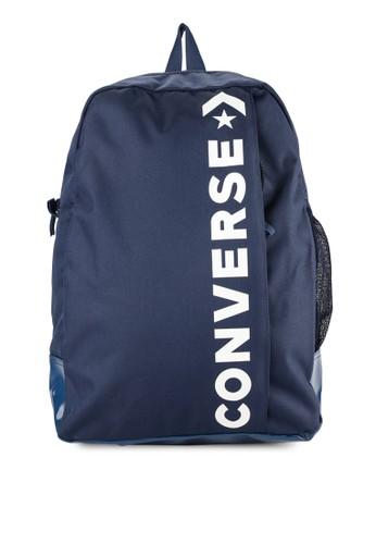 ea09da8019dd Converse navy Speed Backpack 2.0 4E4F9AC9A89342GS 1