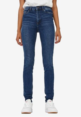 Noisy May navy Callie Skinny Jeans 99D8FAACBC2034GS_1