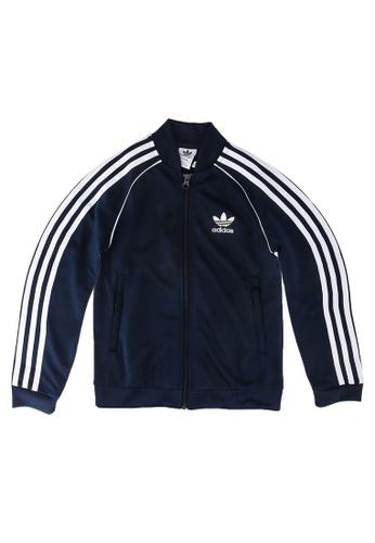 ADIDAS navy adicolor sst track jacket D0270KA7583578GS_1