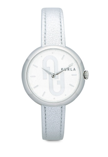 FURLA Watches 銀色 Ladies Silver Watches AE6ADACB404BE8GS_1