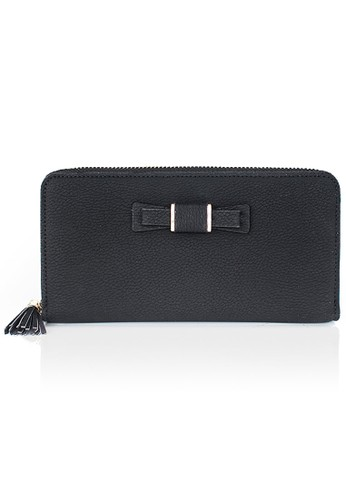 VERNYX - Woman's Cardella Wallet DO464 Black - Dompet Wanita