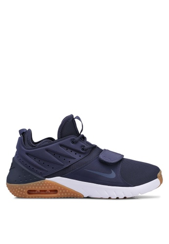 Nike blue and navy Nike Air Max Trainer 1 Shoes 8C617SH04CB857GS_1