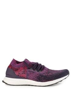 62b4429aa0f5 adidas black and purple adidas ultraboost uncaged B174ESHAB61133GS 1