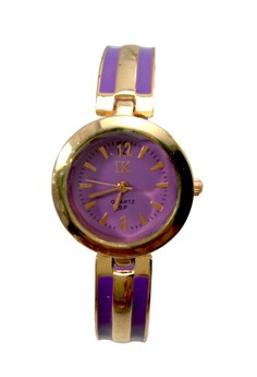 IK Ladies Fashion Watch with Stainless Strap Watch