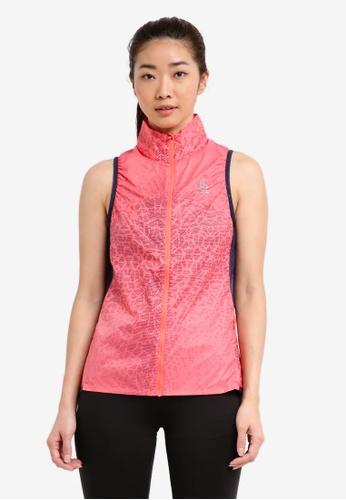 Odlo pink Omnius Vest 5DABAAA02641B6GS_1