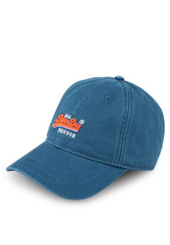 1b02484d2bd Shop Superdry Orange Label Wash Twill Cap Online on ZALORA Philippines