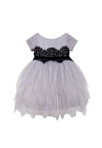 Luna Luna silver Odette Party Dress B272DKA22B1A21GS_1