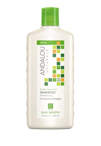 Andalou Naturals Exotic Marula Oil Silky Smooth Shampoo AN136BE0HAH4SG_1