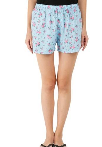 BarBar blue Ivelyn Women Short Pants BXRGRLS-07704-I 41CB7AA77A0336GS_1