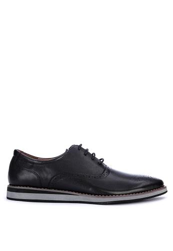 Gibi black Nom 018 Formal Shoes 6F1D3SH6EACC89GS_1
