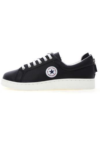 Maxstar Maxstar O2 6 Holes Synthetic Leather Back Zipper PU Classic Fashion Sneakers US Women Size MA168SH73URYHK_1