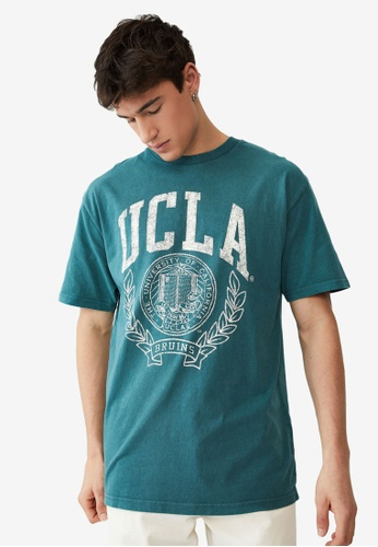 Cotton On green Special Edition T-Shirt 3CFA4AAB09C8DAGS_1