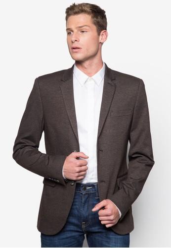 修身西裝外套, 服飾, zalora taiwan 時尚購物網休閒西裝外套