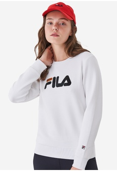 6360c351d5ea Buy Fila Tops For Women Online on ZALORA Singapore