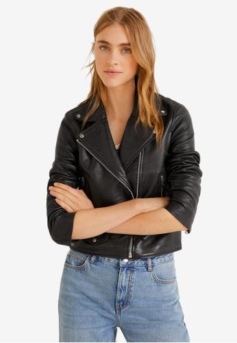 f50a2cc96 Leather Biker Jacket