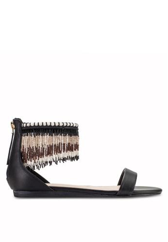 ALDO black Larysa Sandals AL087SH34RIVMY_1