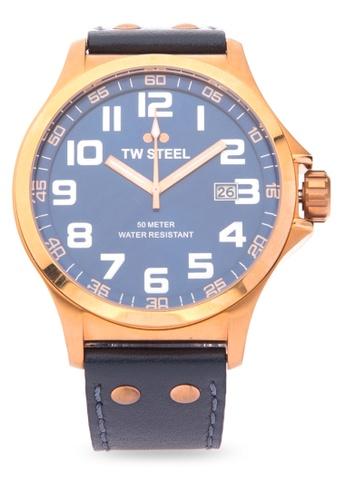 TW Steel navy TW405 Pilot Analog Watch TW310AC0KMCAPH_1