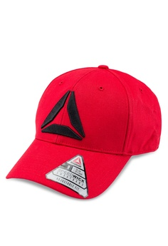 5886f15b304 Reebok red Training Act Enh Baseball Cap 9B87AAC0766797GS 1