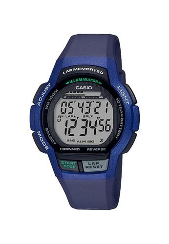 CASIO blue CASIO WATCH WS-1000H-2AVDF E67B1ACA9446ACGS_1