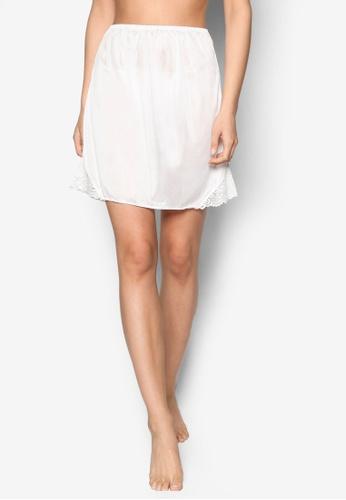 Impression white White Petticoat IM679US08WZFMY_1