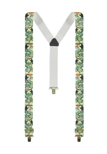 Buckle yellow and green Tropical Y-Back Braces 27E1AAC28C0B8EGS_1