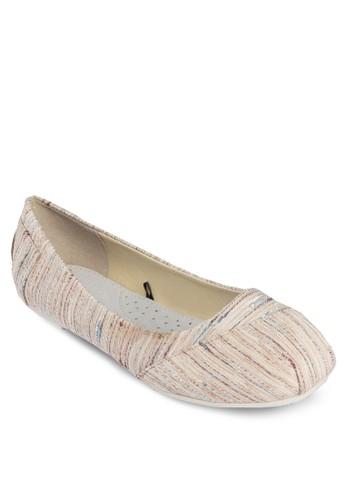 Kyoka 混色圓頭平底鞋, 女鞋, 芭esprit outlet 旺角蕾平底鞋
