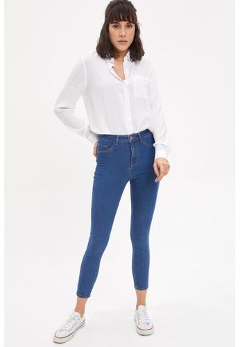 DeFacto blue Woman Denim Trousers 342D5AA5002AFAGS_1