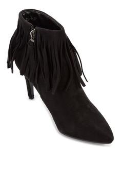 Ziggy Fringe Boots