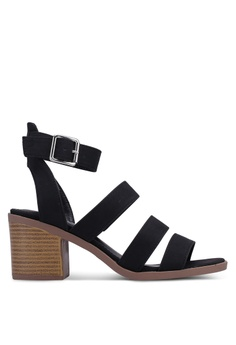 6190f8748c6b ... RM 108.90 Available in several sizes · Rubi black Harris Stack Heels  7B39ESHB55895CGS 1