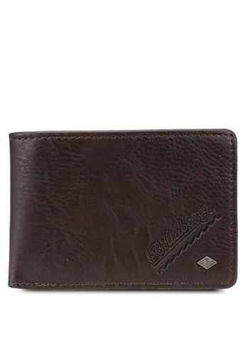 Billabong brown Lineup Flip Wallet 15883AC9FF7E4EGS_1